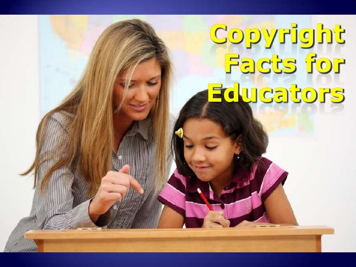CopyrightFacts forEducators<br />