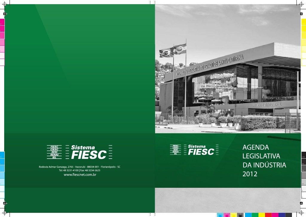 Agenda Legislativa 2012