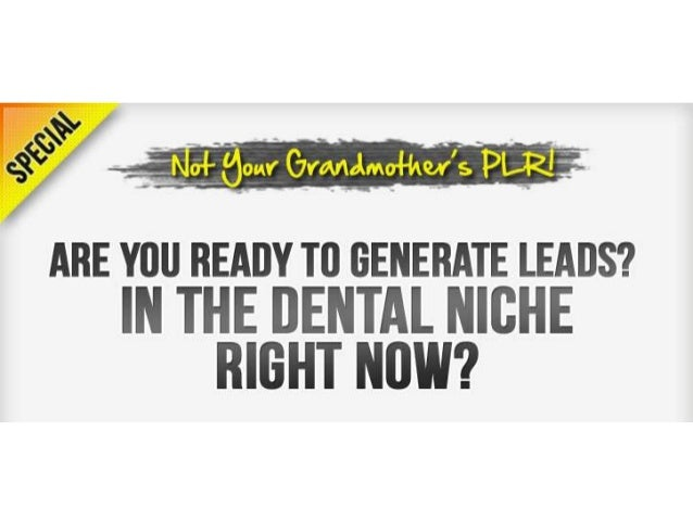 Offline Marketing Kits Dentist Edition