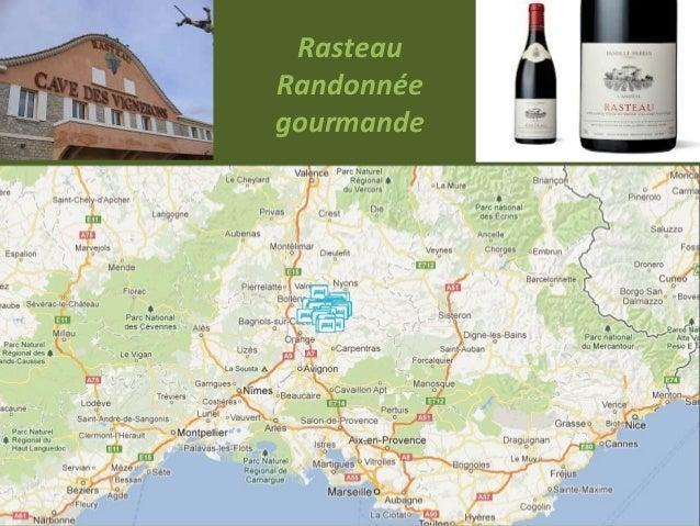 658 - Rasteau randonnée gourmande