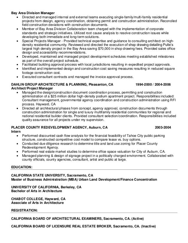 residential construction supervisor resume 28 images awesome
