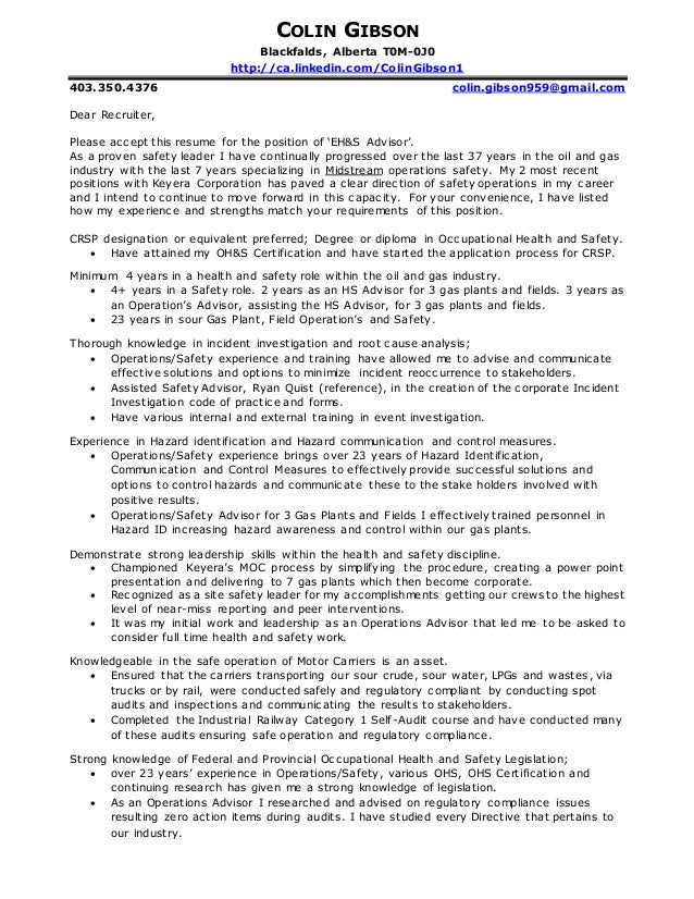 gibson  colin cover letter  u0026 resume 2016b