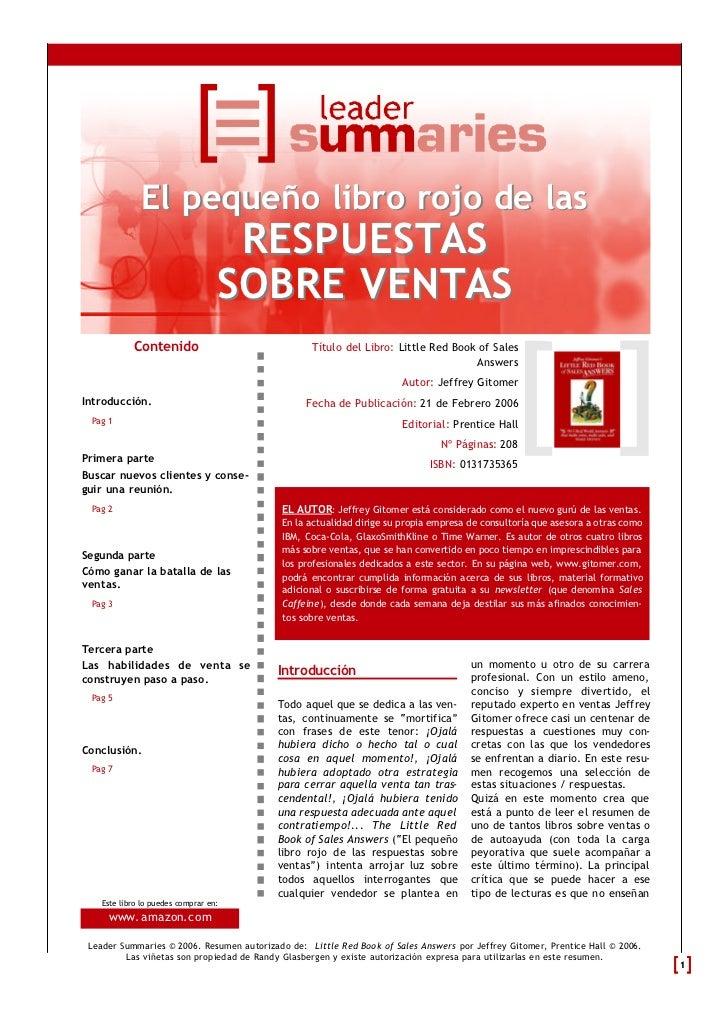 6687928 libro-rojo-de-ls-ventas