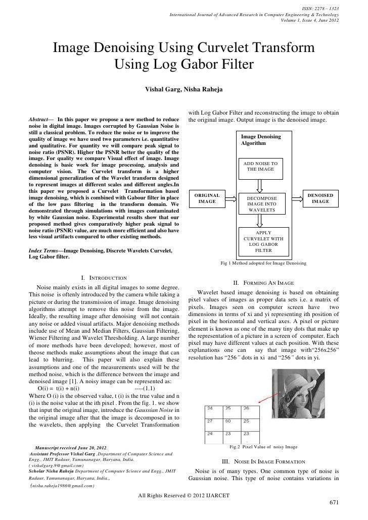 ISSN: 2278 – 1323                                                                 International Journal of Advanced Resear...