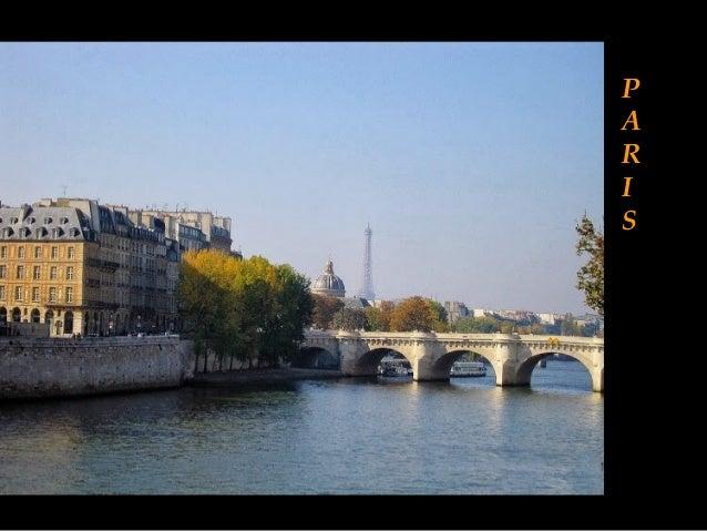 677 - Paris, au fil de l'eau