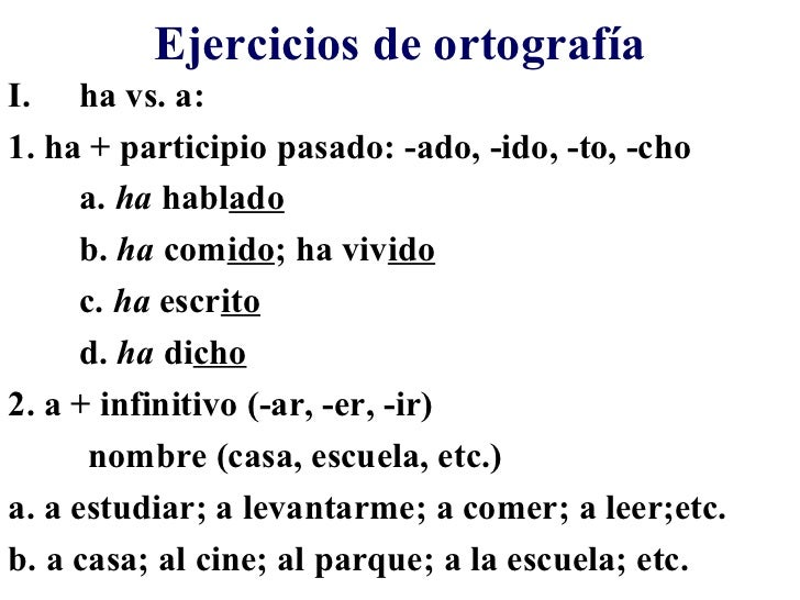 67813704 ejercicios-de-ortografia