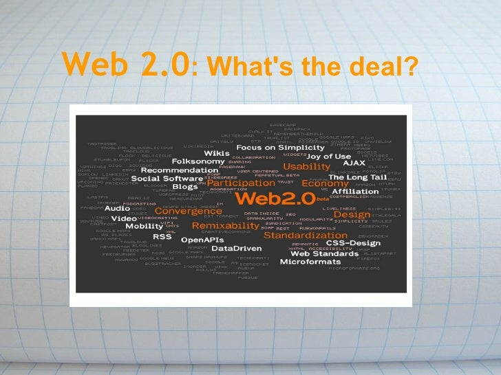 Web 2.0: What's