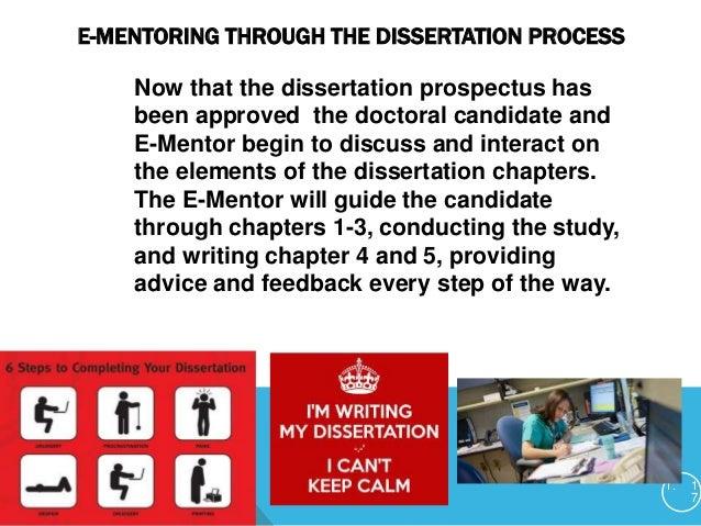 Demystifying the dissertation process