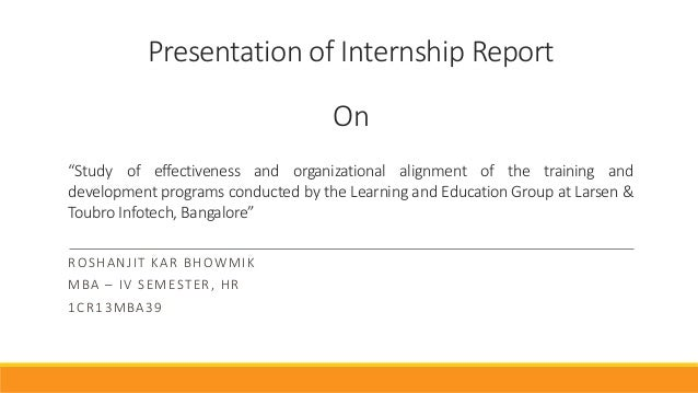 summer internship report in hr at ttsl Summer internship project report hr policies and placements at a report submitted to asian business school, noida as a partial fulfillment of full time post graduate .