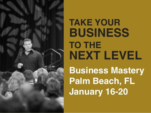 Business Mastery Palm Beach