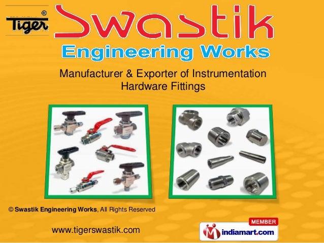 Pipe Fitting by Swastik Engineering Works Mumbai
