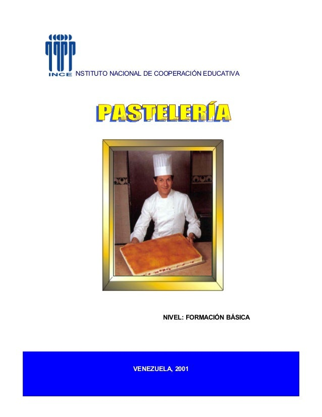 INSTITUTO NACIONAL DE COOPERACIÓN EDUCATIVA1VENEZUELA, 2001NIVEL: FORMACIÓN BÁSICA