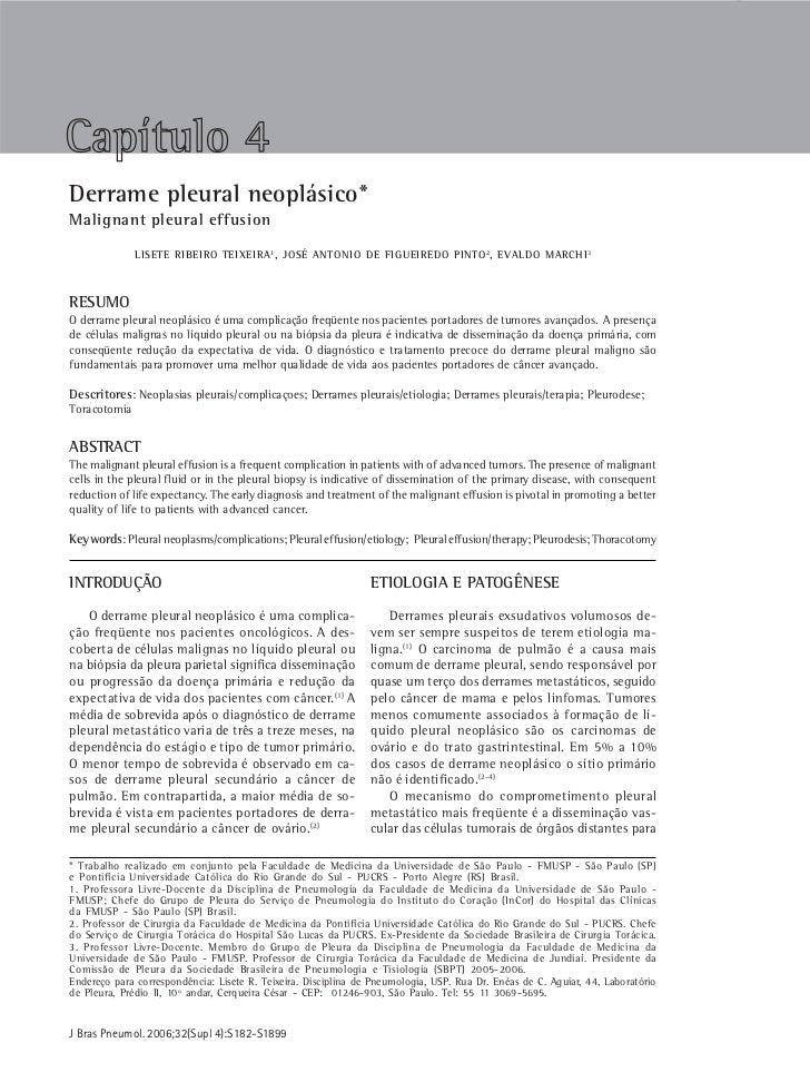S 182                Fernandes ALG, Stelmach R, Algranti ECapítulo 4                                                      ...