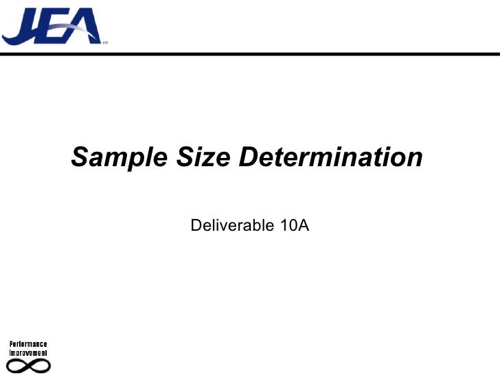 A04 Sample Size