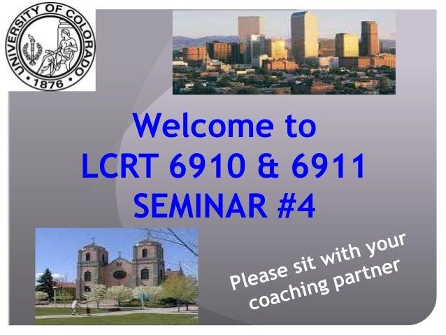 6910 11 seminar 4 (fall 2012) - 2