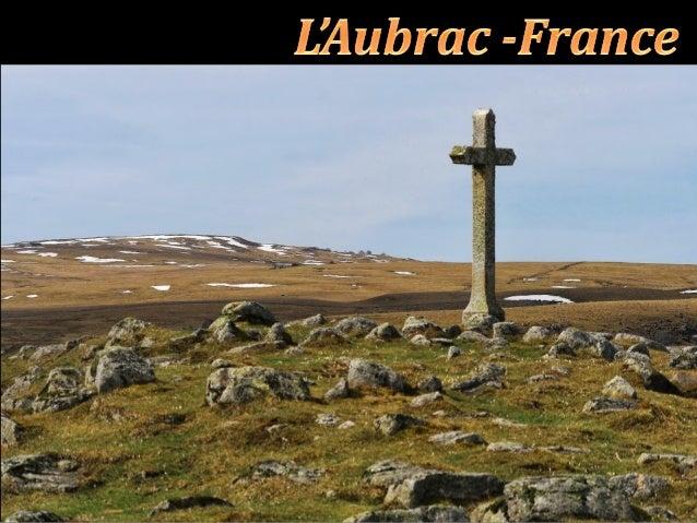 692 - l'Aubrac-France