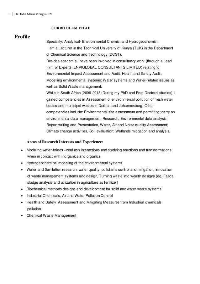Injection metal phd resume