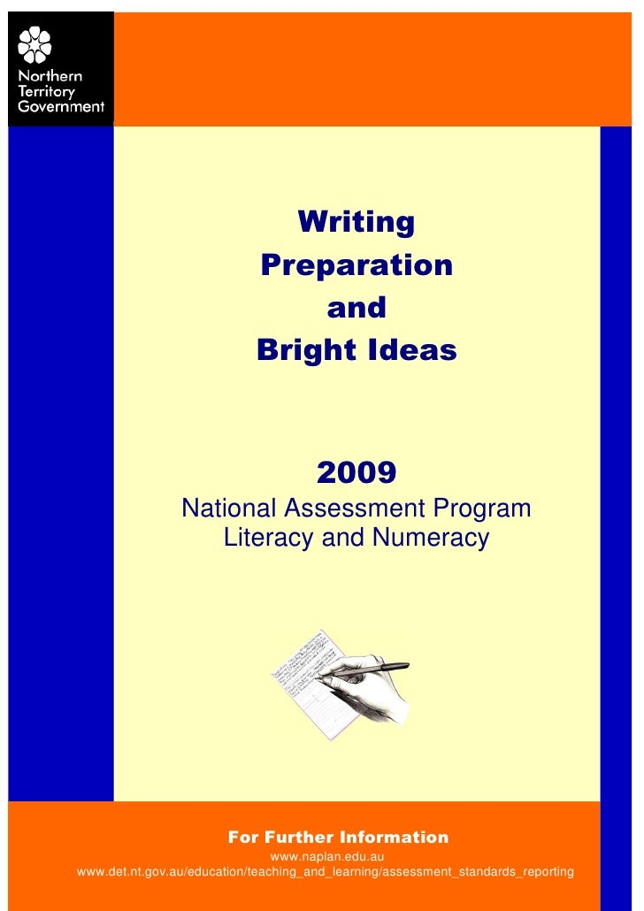 Contents    NAPLAN Must Do's               Writing                                2                                Prepara...