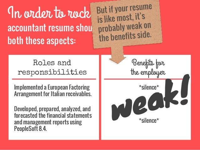 Hack your resume