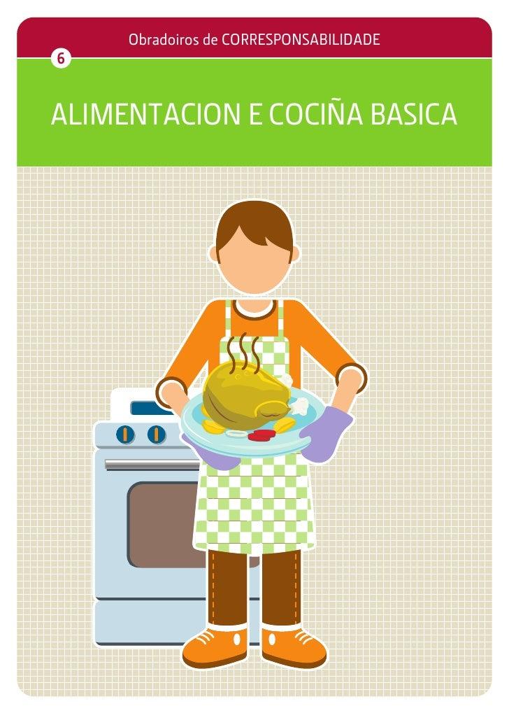 6 alimentacion e cociña basica