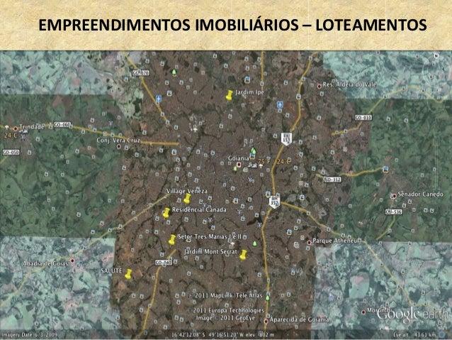 EMPREENDIMENTOS  IMOBILIÁRIOS  –  LOTEAMENTOS