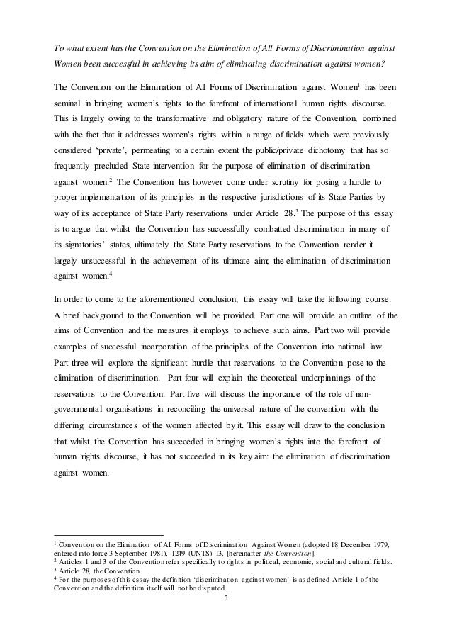 Laws Essay