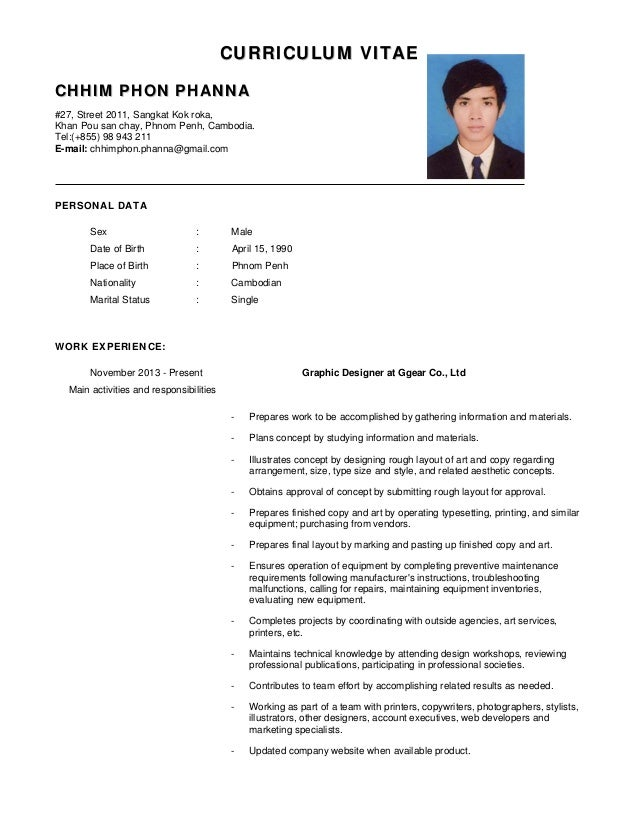 accounting sample resume