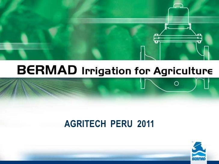 AGRITECH PERU 2011