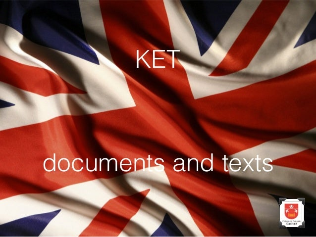 6 bits ket (documents and texts)