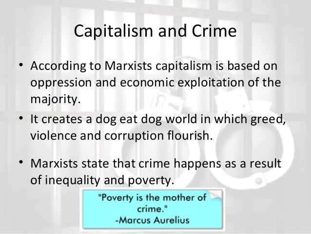 how useful are marxist explanations of crime and deviance essay Check out our top free essays on marxist views on crime and deviance to help you write your own essay.