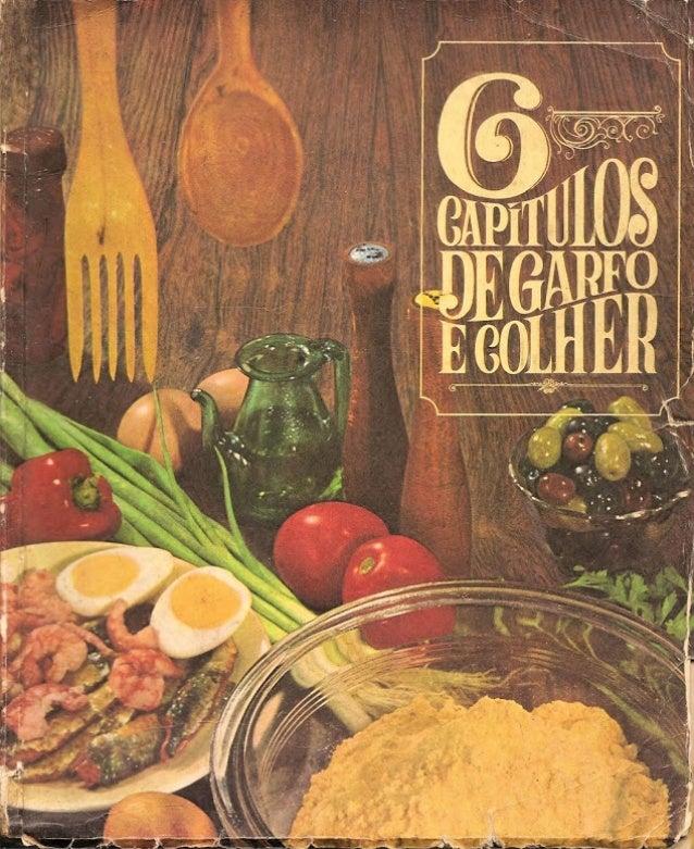 6 capítulos de grafo e colher   editora anderson claytom  ano 1970