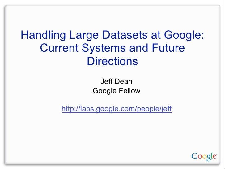 6 Dean Google