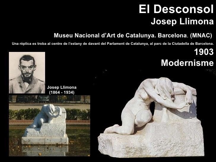 El Desconsol                                                                                  Josep Llimona               ...