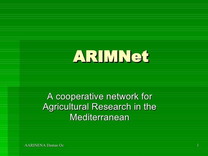 ARIMNet