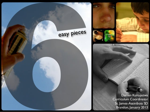 6 Easy Pieces v1