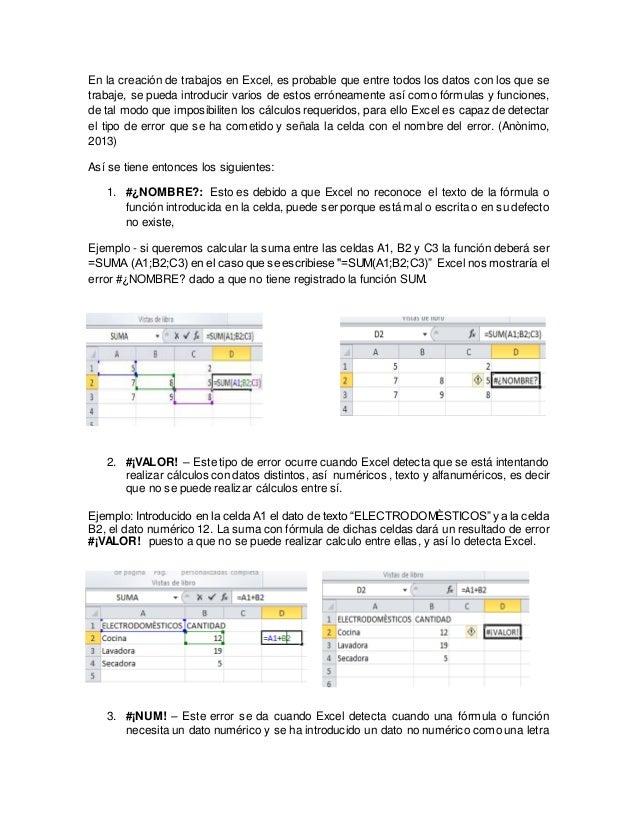 En la creación de trabajos en Excel, es probable que entre todos los datos con los que se trabaje, se pueda introducir var...