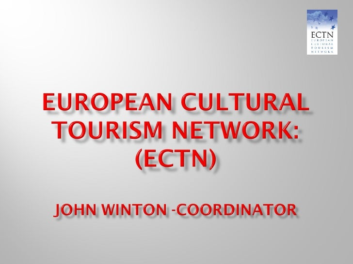 Formed in February 2003.A Not-for profit companyRegistered in BrusselsBankers in Netherlands                www.ectn.eu.co...