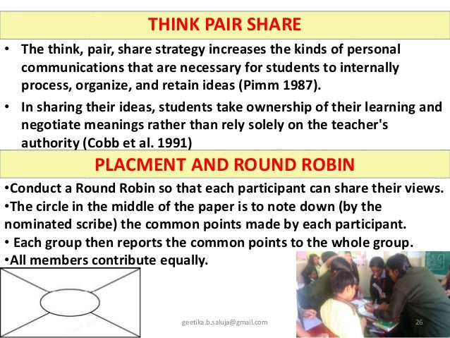 action research paper cooperative learning