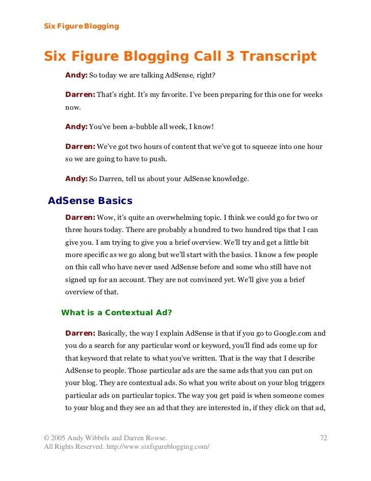 6 figure blogging 3