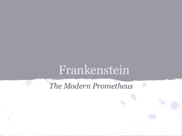 Frankenstein - A Letter to Mrs Saville, England - GCSE English ...