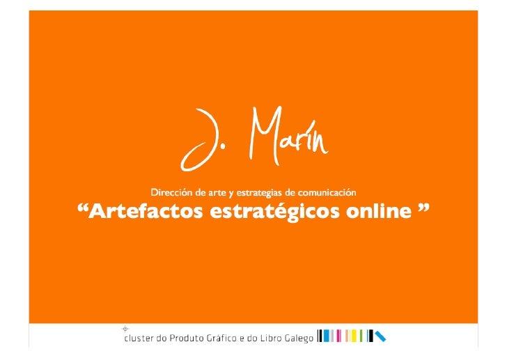 Trends 2. Plan de comunicación en liña - Jaume Marín