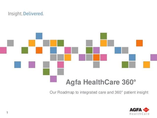 Jörg Schwarz - Agfa HealthCare 360 - e-health 6.6.14