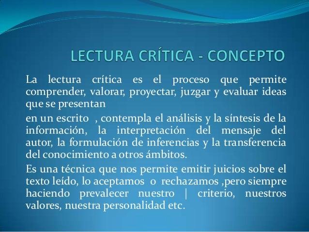 6 lectura crítica    3      concepto new