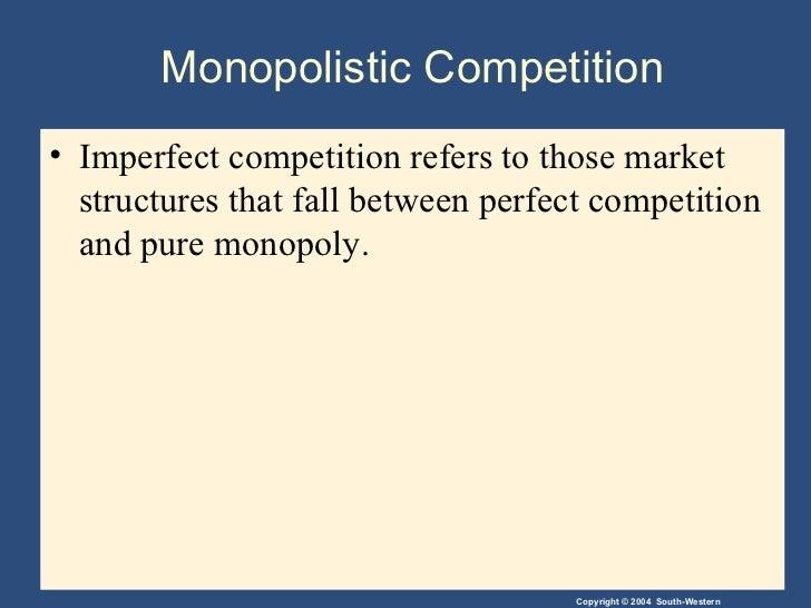 6 monopolistic competition