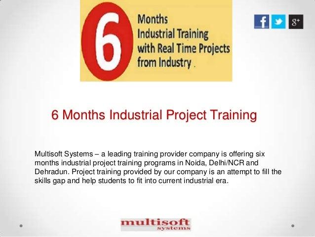 Project Based Training Project Based Training