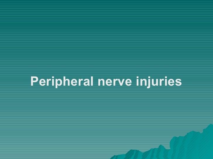 orthopedics,peripheral nerve injury.(dr.baxtiar rasul)