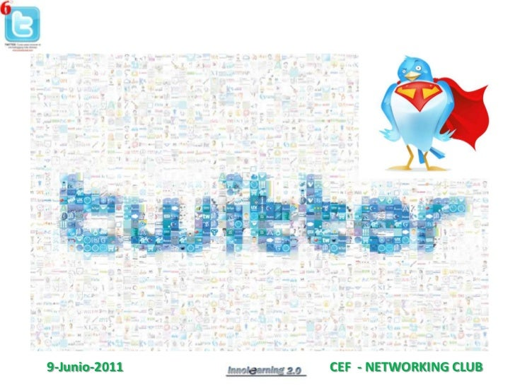 9-Junio-2011   CEF - NETWORKING CLUB