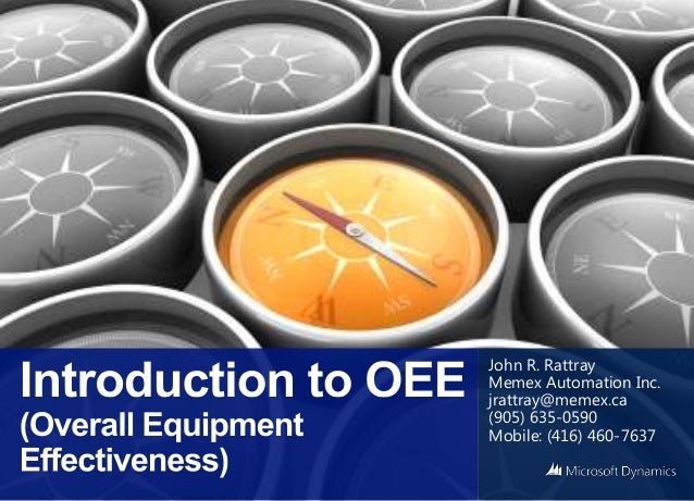 6 OEE overview