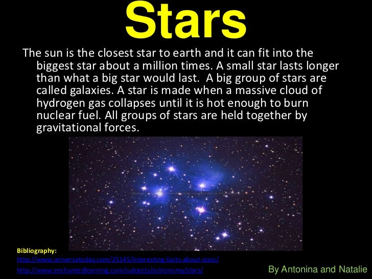 Fun Facts About Star Systems! by Dustin McCarty