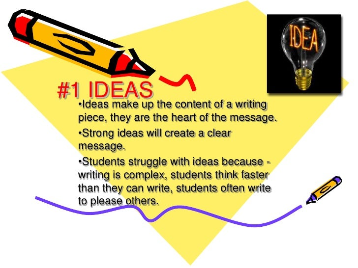 6 plus 1 traits of writing Review the 6 + 1 traits of writing on this web page and then take the quiz to test your understanding.